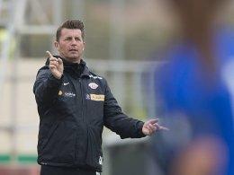 Zurück in der Bundesliga: Colin Bell.