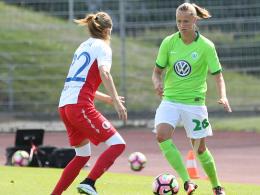 Bis 2018 in Wolfsburg: Hansen hängt ein Jahr dran