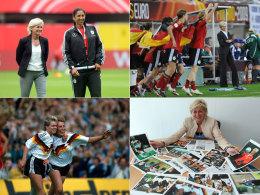 Anführerin, EM-Expertin, Weltmeisterin: Neids DFB-Karriere
