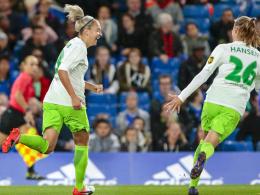 Wolfsburg und Bayern feiern klare Siege