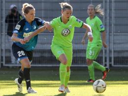 Turbine perfekt - Wolfsburg und SCF bleiben dran