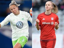 Bayern und Wolfsburg entgehen Hammerlosen