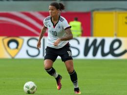 Marozsan wird neue Kapitänin der deutschen Frauen