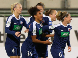 Potsdam fügt Wolfsburg erste Niederlage zu