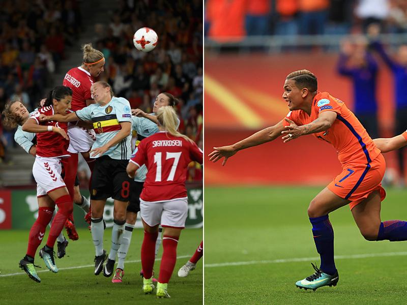 Fußball-Frauen-EM: Niederlande feierten mit 1:0-Sieg Auftakt nach Maß