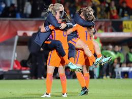 Niederlande und Dänemark weiter - Aus für Norwegen