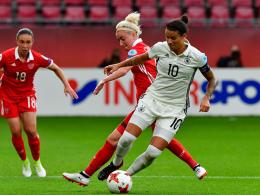 DFB-Frauen nach 2:0 gegen Russland im EM-Viertelfinale