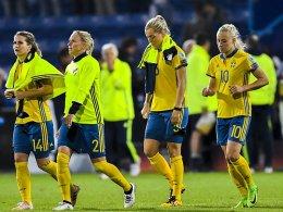 Auf Schweden wartet ein harter Brocken
