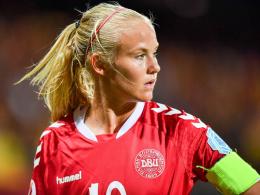 DFB-Frauen warnen vor Dänemark und Harder