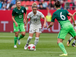 Neustart gelungen: DFB-Frauen fertigen Slowenien ab