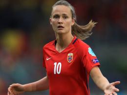Norwegen gleicht Prämien von Spielerinnen an