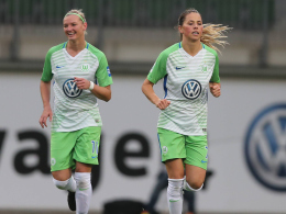 Wolfsburg in der Champions League nach Florenz
