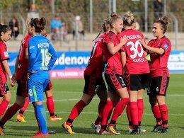 Freiburg löst Wolfsburg ab - Bayern Zweiter