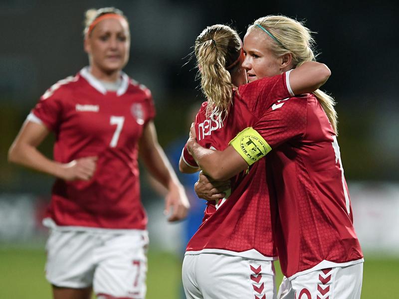 Dänische Frauen