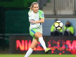 Goeßling verlängert vorzeitig beim VfL Wolfsburg