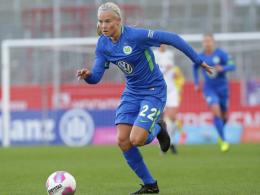 Bis 2020: Harder verlängert vorzeitig in Wolfsburg