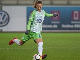 Bis 2019: Hansen verlängert in Wolfsburg