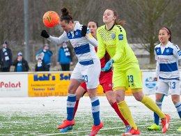 MSV bleibt weiter ohne Punkte - Freiburg Zweiter