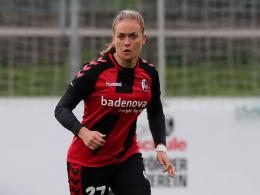 SC Freiburg verlängert mit Schöne