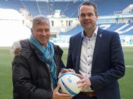 Ex-Profi Gerstner neuer Cheftrainer in Duisburg