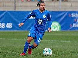 Wolfsburg: Auch Vanessa Bernauer fällt lange aus