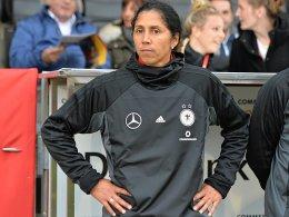 DFB trennt sich von Steffi Jones - Hrubesch übernimmt