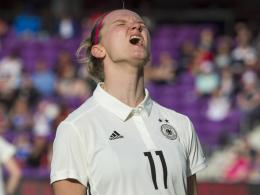 Weltrangliste: DFB-Frauen rutschen hinter England