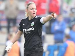 Kapitänin Prießen verlängert in Frankfurt