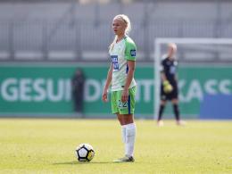 Wolfsburg verteidigt Tabellenspitze