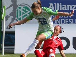 Wolfsburg knackt Potsdam - Bayern bleibt dran