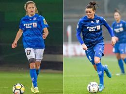 Frankfurt holt Österreich-Duo Feiersinger und Aschauer