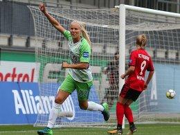 Wolfsburg kann den Meistersekt kalt stellen