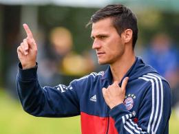 Wörle schwört FCB auf