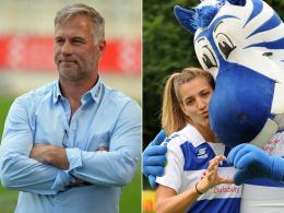 MSV verlängert mit Trainer Gerstner und Stürmerin Makas