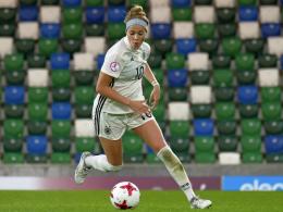 Frankfurt holt U-20-Nationalspielerin Freigang