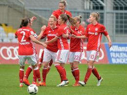 Viertelfinale vor Augen: FCB will