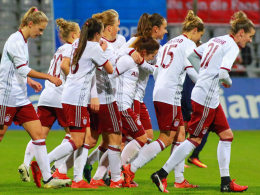 4:0! Bayern-Frauen auf Viertelfinal-Kurs