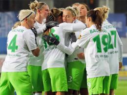 Überragende Jakabfi führt Wolfsburg zum Sieg