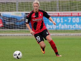 DFB-Frauen mit Simon gegen Norwegen