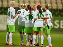Historische Bayern und Wolfsburg im Viertelfinale