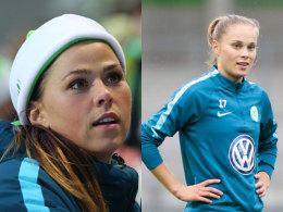 Wolfsburg bindet auch Gunnarsdottir und Pajor