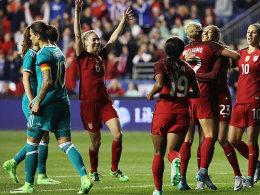 DFB-Fehlstart: Williams schießt US-Team zum Sieg