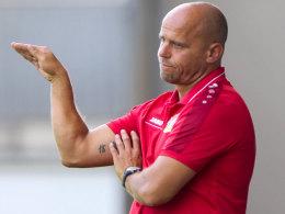 Obliers tritt als Leverkusen-Coach zurück