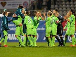 Wolfsburg schlägt den FC Bayern München