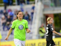 Wolfsburg gewinnt Topduell klar - Potsdam patzt