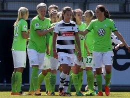8:0! Wolfsburg festigt Rang eins