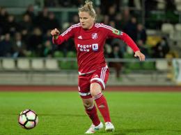 FC Bayern holt Skorvankova aus Sand