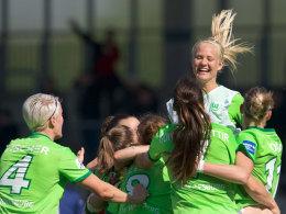 VfL Wolfsburg vor Titelgewinn - Gladbach ist abgestiegen