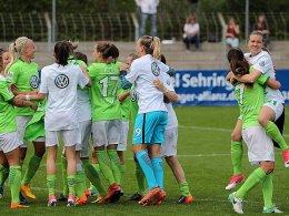Wolfsburg trotz Niederlage neuer Meister