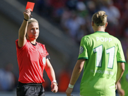 Wolfsburgs Popp für ein Pokalspiel gesperrt